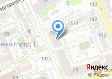 Компания «Огни Иркутска» на карте