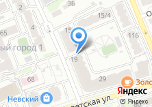 Компания «Николаевский» на карте