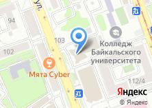 Компания «ГЭСЭР» на карте