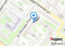 Компания «Парикмахерская №53» на карте