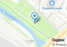 Компания «АвтоДело» на карте