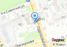 Компания «Техно-Портал» на карте