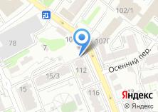 Компания «LIS» на карте
