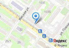 Компания «Штопор» на карте