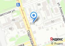 Компания «БайкалЭкспресс» на карте