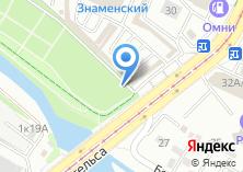 Компания «АвтоЛидер-Иркутск» на карте