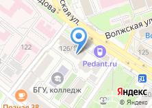 Компания «Кругобайкалка» на карте