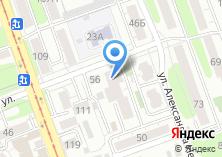Компания «Спортивная федерация бильярда Иркутской области» на карте