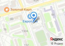 Компания «В-групп» на карте