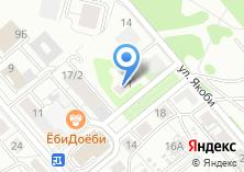 Компания «Центр детского технического творчества г. Иркутска» на карте