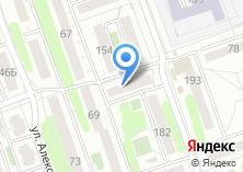 Компания «АльянсТелекомСибирь» на карте