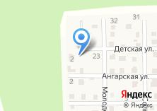 Компания «Монблан» на карте