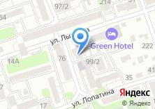 Компания «Секс.РФ» на карте