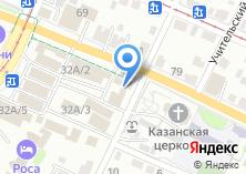 Компания «ВИЗАМЕТ» на карте