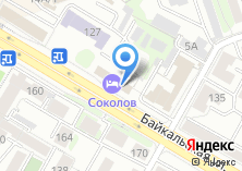 Компания «YULSUN.38» на карте