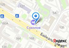 Компания «КонсулЦентр» на карте