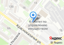 Компания «Сибирское Качество» на карте