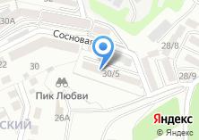 Компания «ФУКСИЯ» на карте