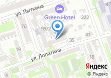 Компания «Учебно-производственный центр» на карте