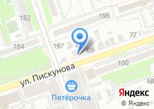Компания «ДТК Софт» на карте