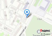 Компания «Общероссийская профессиональная психотерапевтическая лига общественная организация» на карте
