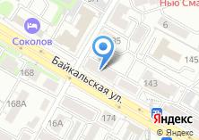 Компания «*экопродлайф*» на карте