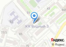 Компания «Топкинский» на карте