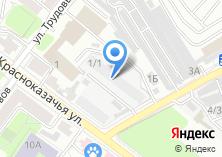 Компания «ТехноЭра-Иркутск» на карте