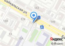 Компания «Торэкс» на карте