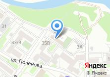 Компания «Иркутская проектно-изыскательская компания» на карте