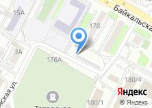 Компания «Центр Антиугона» на карте