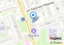 Компания «Жилищный сервис» на карте