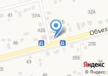 Компания «Красовский» на карте