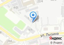 Компания «Папи-ко» на карте