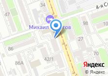 Компания «Студия красоты Petra Olennikova» на карте
