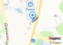 Компания «Пансионат Святой Милицы» на карте