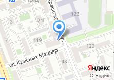 Компания «Учебный Центр комплексной безопасности» на карте