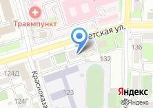 Компания «Авторское ателье свадебной и этнической моды Алёны Балсунаевой» на карте