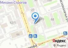 Компания «Фогейт» на карте