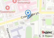 Компания «EvanGLine» на карте