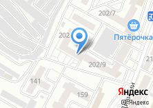 Компания «Новотех-групп» на карте