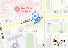 Компания «ВостокК» на карте
