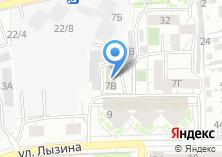 Компания «Группа по Восточной Сибири» на карте