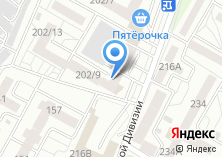 Компания «Slimcenter» на карте