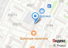 Компания «ПЭЛК» на карте
