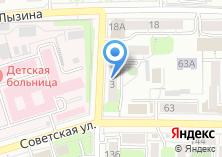 Компания «АЛИКАНТА» на карте