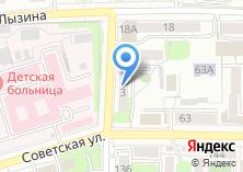 Компания «Gmtcar.ru» на карте