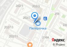 Компания «Sana» на карте