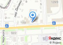 Компания «АкТрейд официальный дилер Kawasaki» на карте