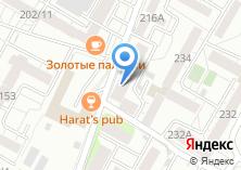 Компания «Баумаркт» на карте
